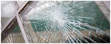 Walthamstow Smashed Glass